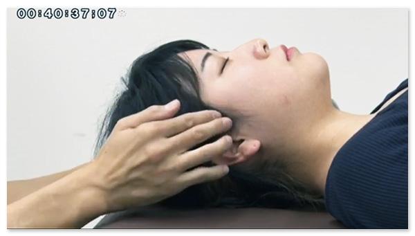 アゴのトラブルを改善する整顎マッサージ法