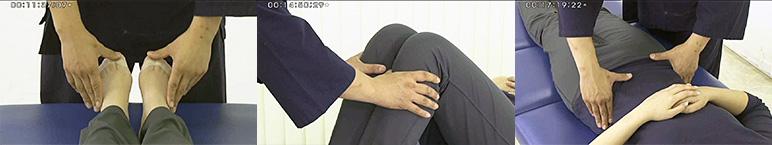 ソフトタッチな施術で心地よさを与えながら、しっかりと骨盤矯正できる