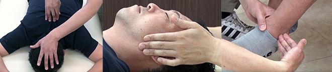 自己治癒力を高め、改善に導く頭蓋仙骨テクニックをわかりやすく学べます