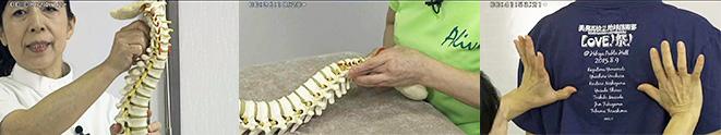 頸椎の異常と、全身の異常を明らかにする検査法