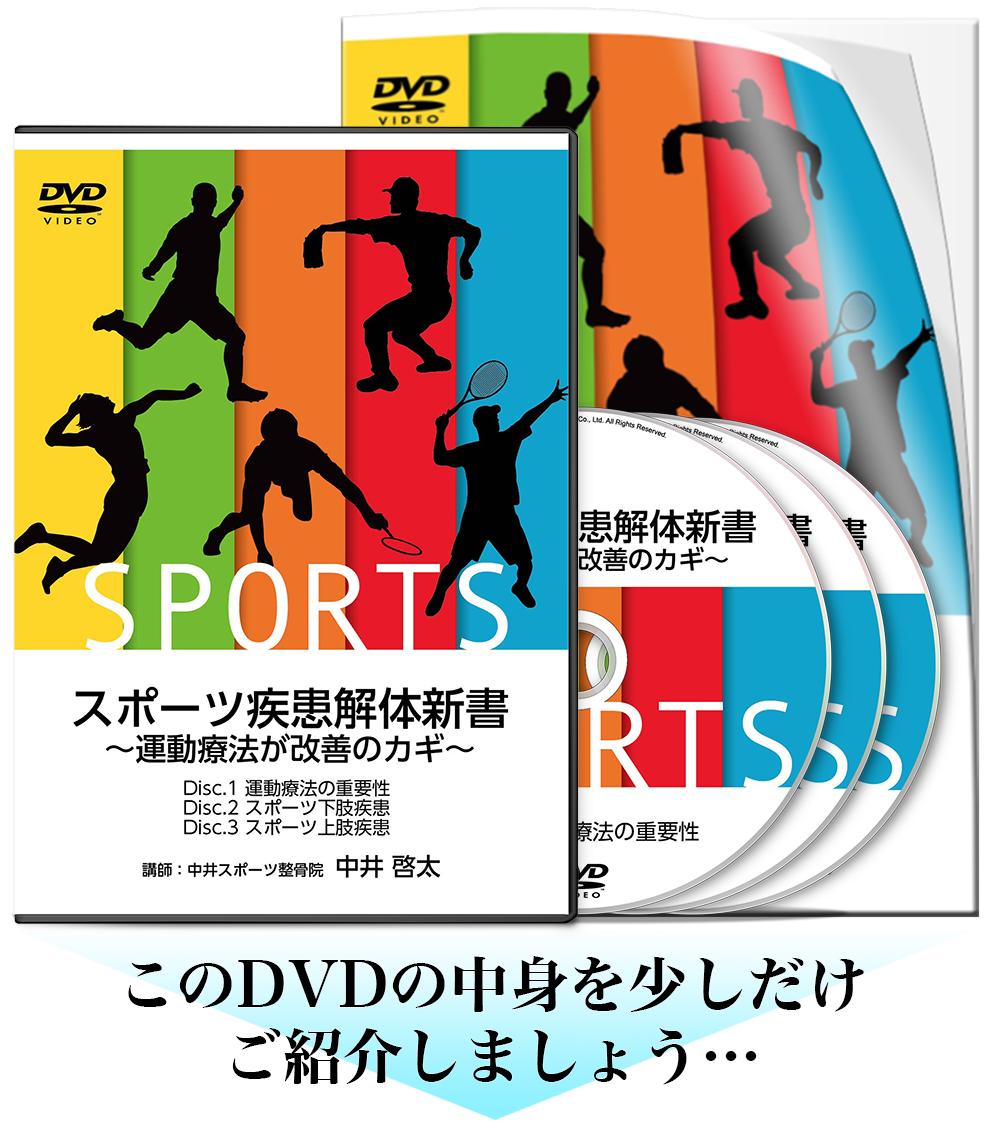 スポーツ疾患解体親書