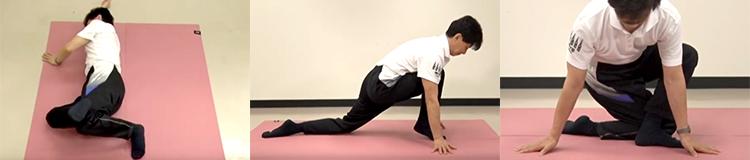 どんな腰痛も根本改善できるスーパーストレッチ法を基本から学べます